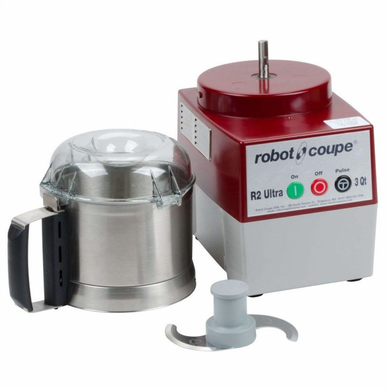 Can Commercial Food Processor Crush Ice