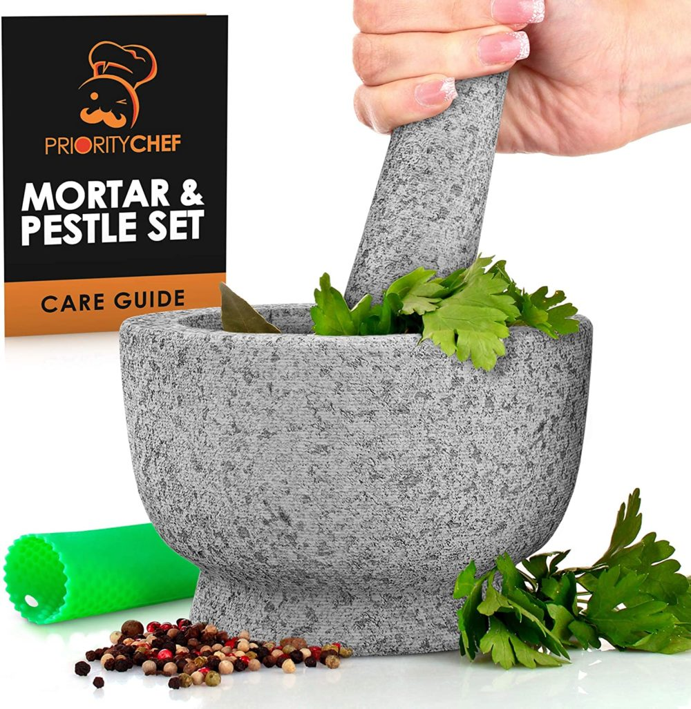 best mortar and pestle for grinding spices