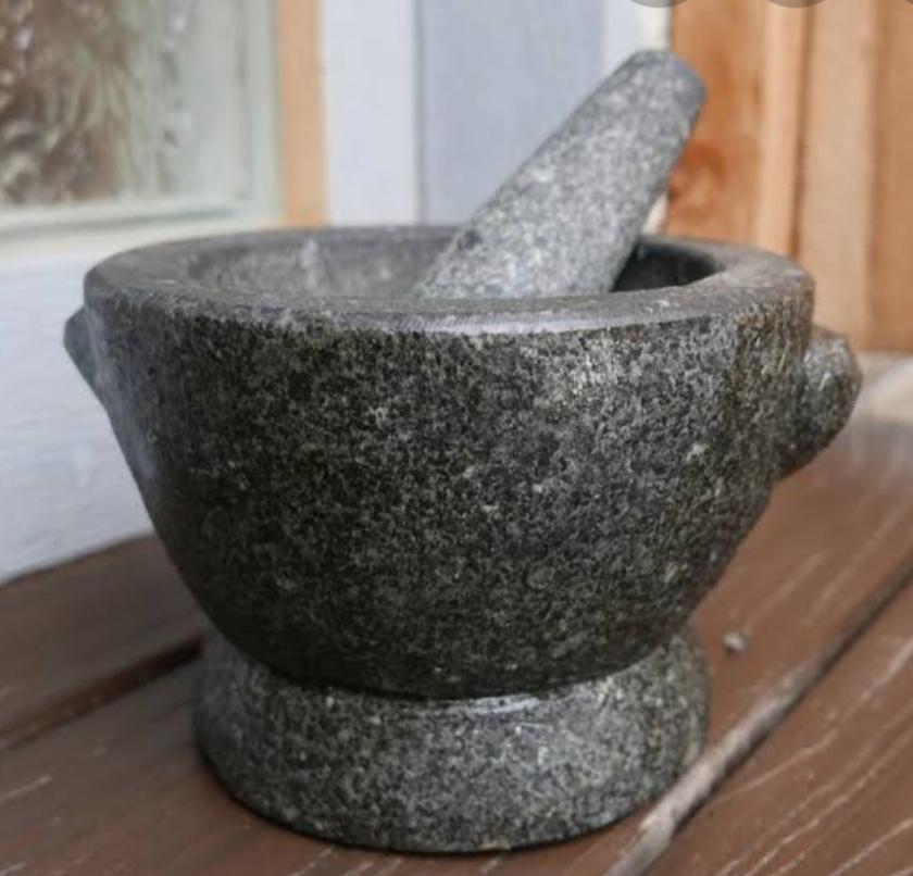 General maintenance tips for granite mortars