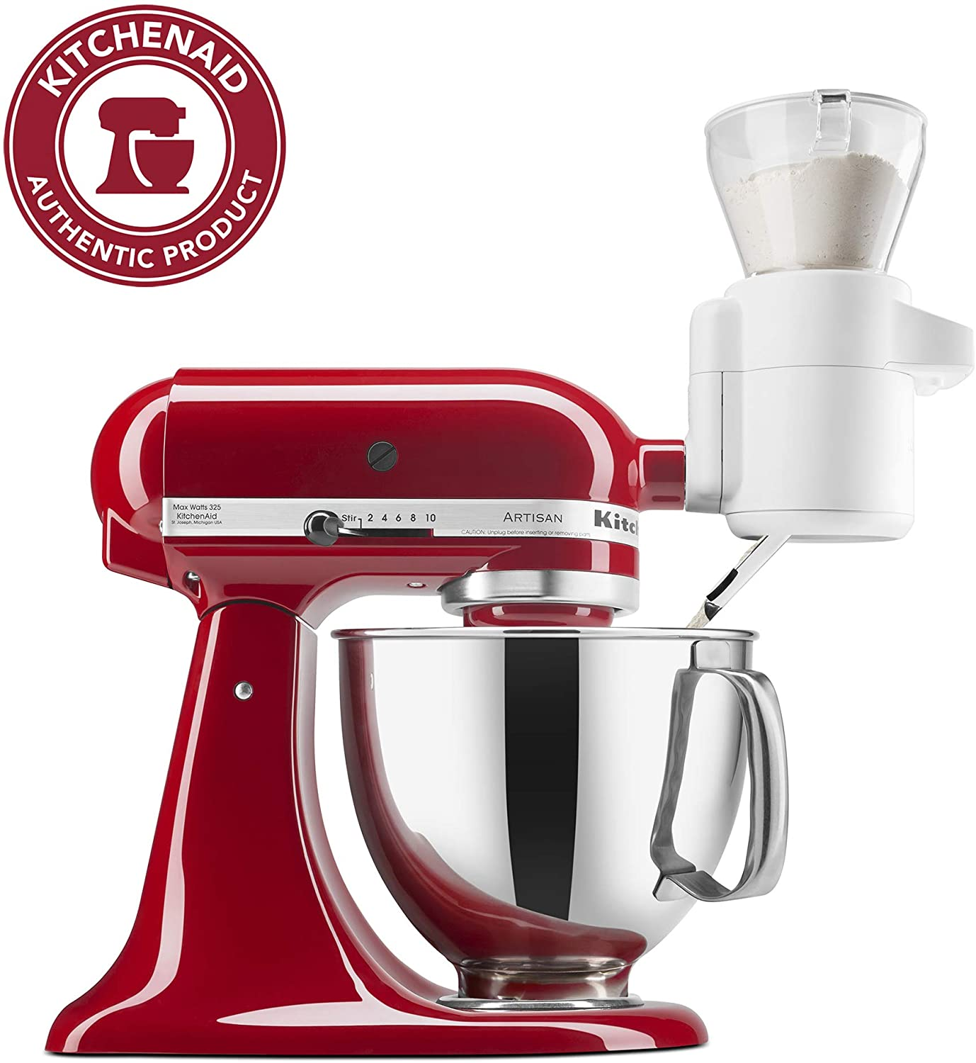 can you put the KitchenAid food processor in a dishwasher?