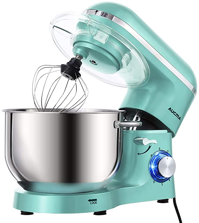 can you use a food processor as a stand mixer?