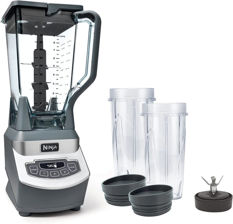 How To Make A Bread Dough With Ninja Blender