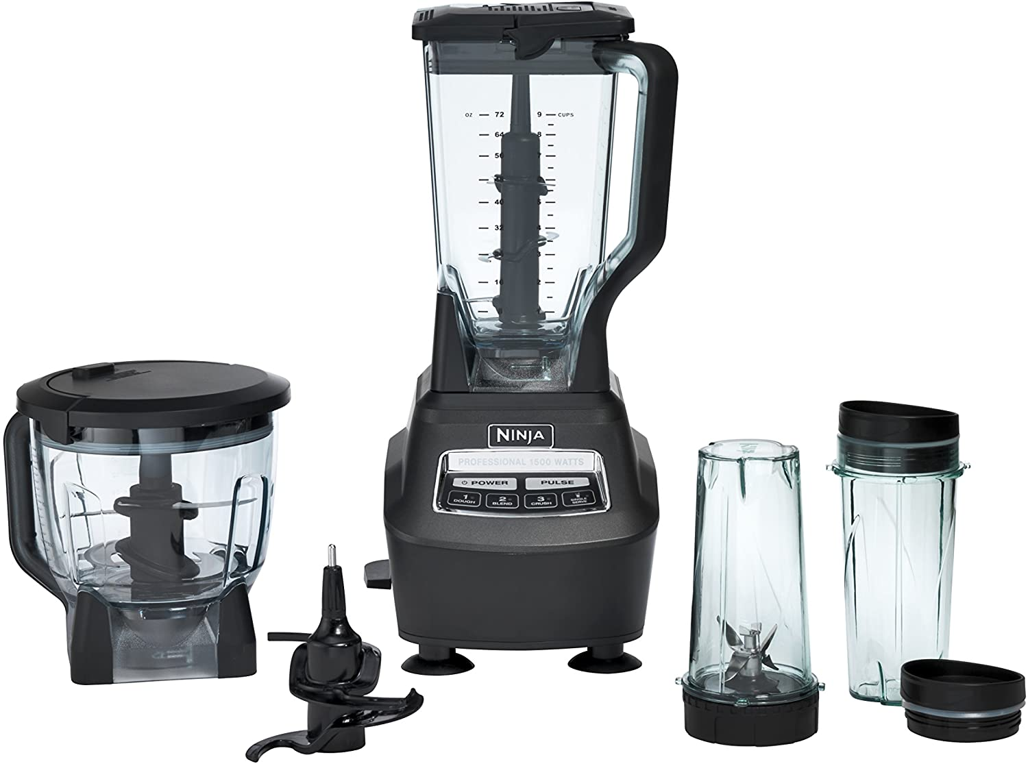 How To Make A Bread Dough With Ninja Blender?
