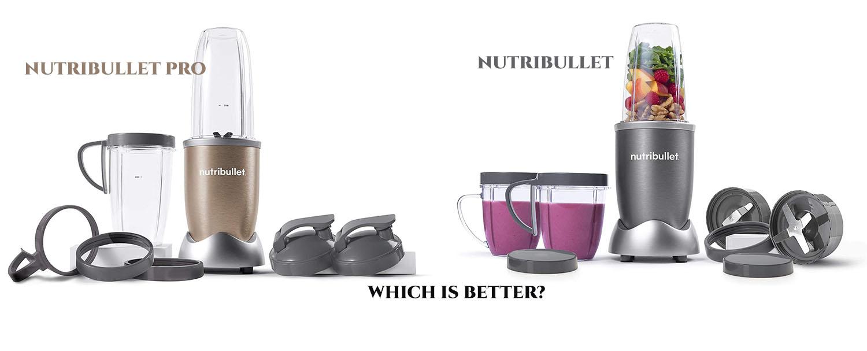 nutribullet pro vs nutribullet