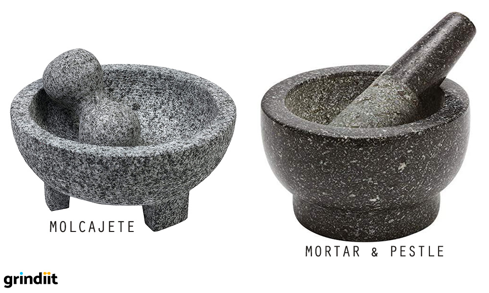 Molcajete Vs Mortar & Pestle