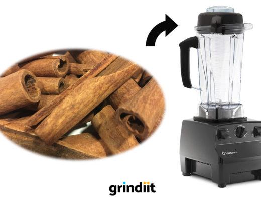 Can I Grind Cinnamon Sticks In A Blender