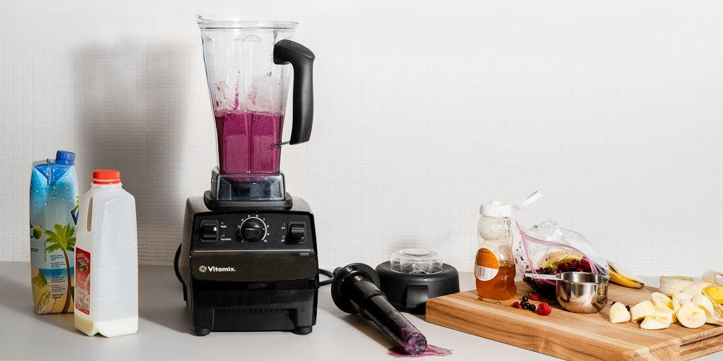 Difference between blender and food processor