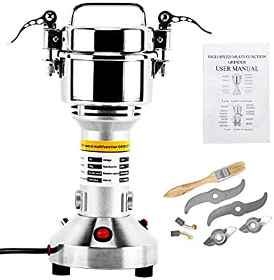 Home High-Speed 150g Electric Grain Mill Grinder