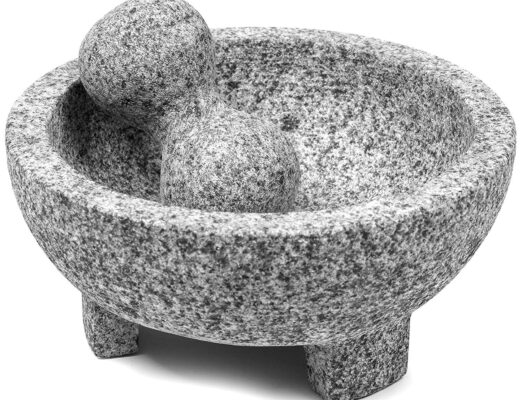 How to properly season a Granite Molcajete