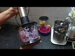 How to Use Hand Blender for Chopping