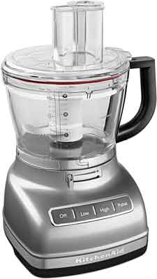 Can You Crush Ice in a Kitchenaid Food Processor