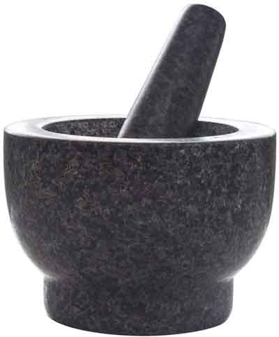 Best Mortar and Pestle for Crushing Pills